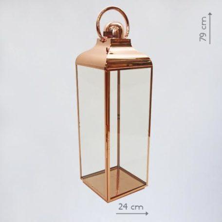 Большой декоративный фонарь в аренду