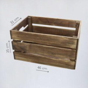 Ящик деревянный для овощей