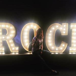 буквы rock в аренду