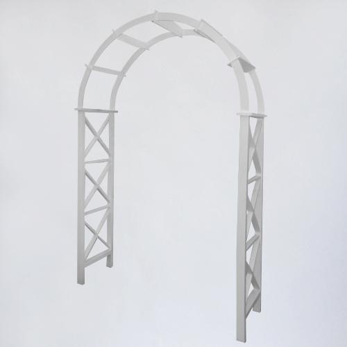 древянная арка