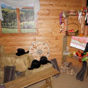 аренда сруба деревянного