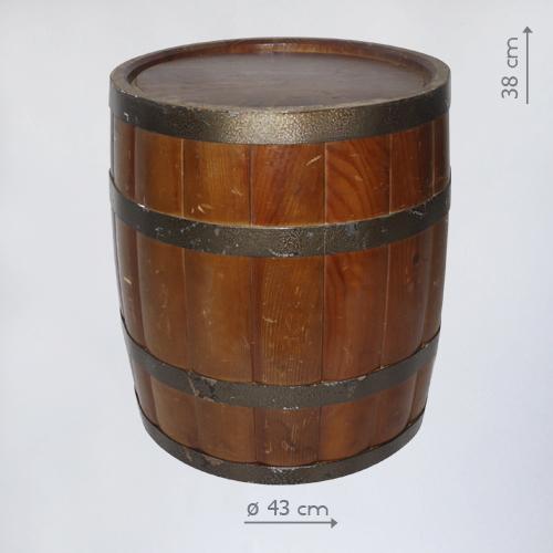 Аренда (прокат) декоративной бочки