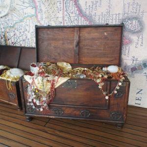аренда пиратского сундука