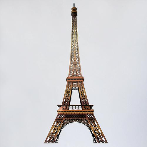 """ростовая фигура """"эйфелева башня"""" аренда"""