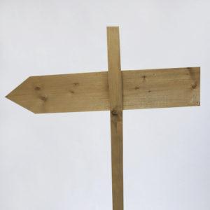 деревянный указатель в аренду