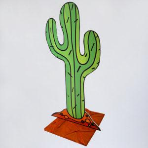 аренда кактуса плоского