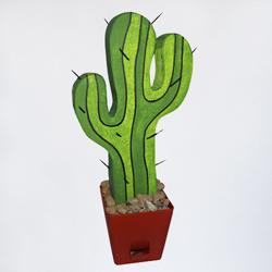 кактус бутафорский малый