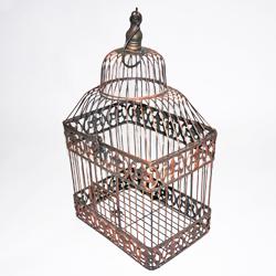 птичья клетка