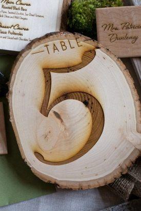 номерки на столы