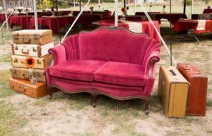 Аренда винтажной мебели