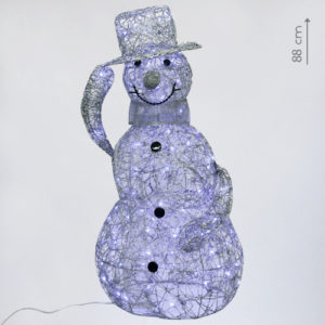 аренда снеговика