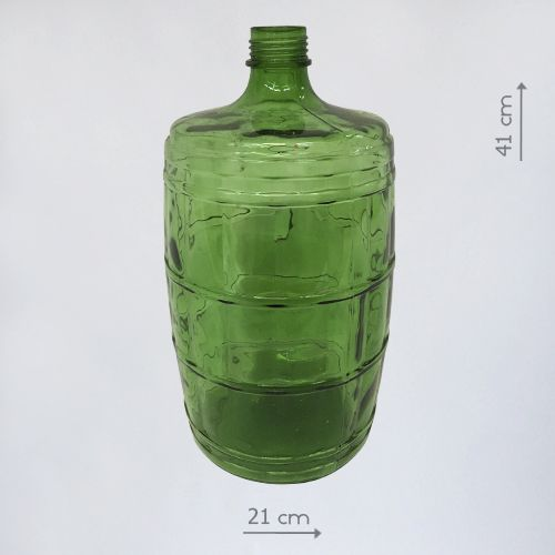 Бутыль стеклянная 7 литров