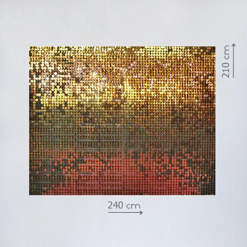 золотая фотозона в аренду