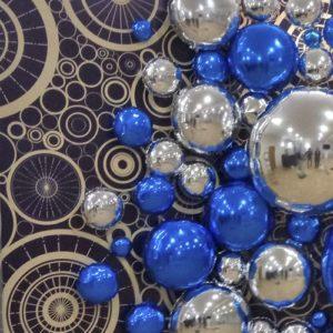 Фотозона из шаров
