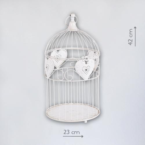 птичья клетка декоративная