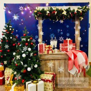 фотозона рождественская ярмарка