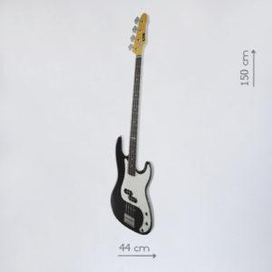 ростовая фигура гитара